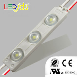 Waterproof R/G/B 1.5W Injection LED Module for Backlight pictures & photos