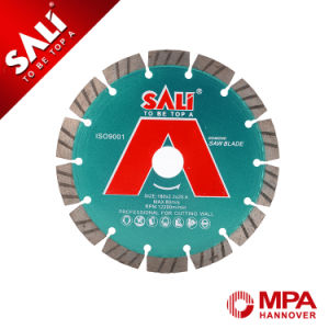 Professional Sali 4.5 Inch Cut off Saw Blades for Concrete pictures & photos