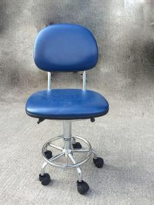 Ergonomic ESD Cleanroom Revolving Chair pictures & photos