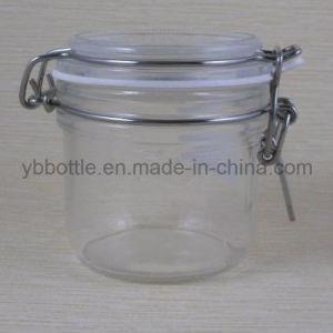 250ml Food-Grade Swing Top Glass Jar
