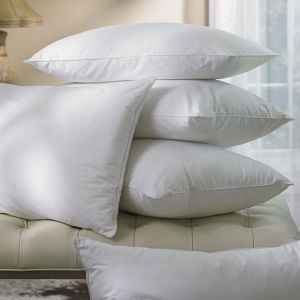 Quality Washable Hotel White Pillow pictures & photos