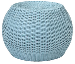 Modern Wicker/Rattan Ottoman for Outdoor (SO-401-54) pictures & photos
