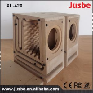 XL-420 Champagne Audio HiFi Speaker Dual Backflow Passive Portable Speaker pictures & photos