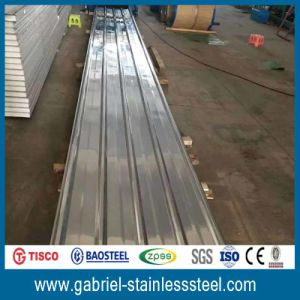 Corrugated Galvanized Steel Sheet for Roofs pictures & photos