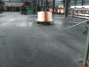 Kskj550 -Copper or Aluminum Continuous Extrusion Machine pictures & photos