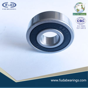 Chrome Steel Deep Groove Ball Bearing 6304 2RS Bearings for Motor Engine pictures & photos