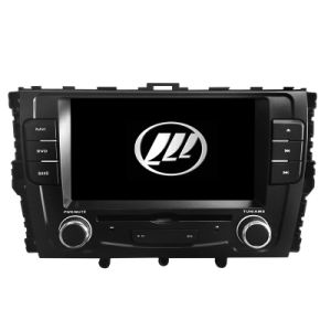 Lifan 820 Car Navigation System with GPS Andriod 6.0 Built-in WiFi Digital TV Radio and DVD