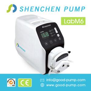 Low Price High Precision Peristaltic Dosing Metering Pump pictures & photos