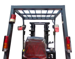 Niuli 3t Diesel Forklift Truck with Ce Certificate pictures & photos