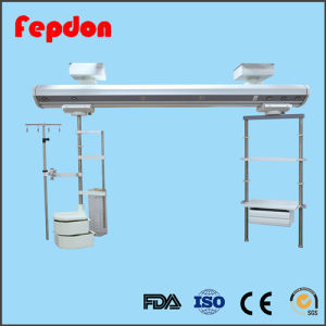 Medical Gas Ceiling Pendant Bridge for ICU Room pictures & photos