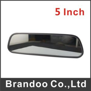 Rearview Mirror Car Monitor with 5 Inch TFT LCD Screen pictures & photos