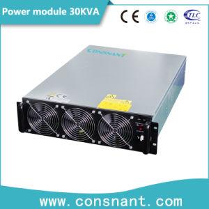 Flexible Parallel Redundancy Modular UPS 30kVA - 1200kVA pictures & photos