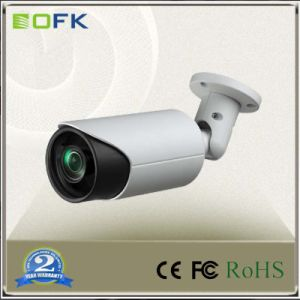 H. 265 1/1.8 Sony Coms Imx178 3516A 5.0MP Star Light IP CCTV Camera