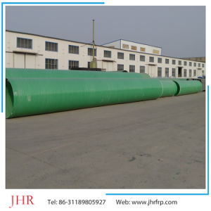 Light Weight Gre Pipe GRP Pipe Water Suppling Pipe pictures & photos