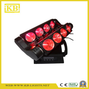 8PCS LED Moving Head Spider Light pictures & photos