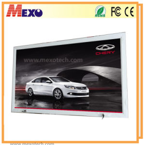 Locked Outdoor LED Panel Light Box Aluminium Frame Light Box pictures & photos