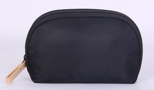 2017 New Style Half-Round Dumpling Nylon Cosmetic Bag (BDY-1706008) pictures & photos