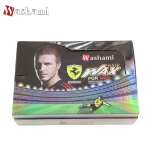 Washami Hair Styling Wax for Men Good Smell Hair Styling Gel pictures & photos