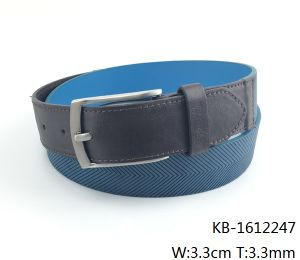 New Fashion Men PU Belt (KB-1612247)
