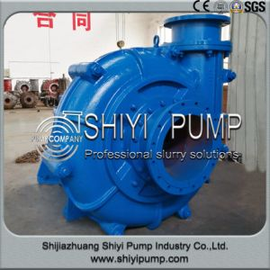 Zj Type Single Stage Horizontal Slurry Centrifugal Pump pictures & photos