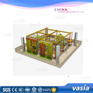 Supermarket Hot Sale Plastic Kid Indoor Playgroud for Amusement Park pictures & photos