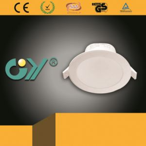 Indoor 6W 3000k LED Downlight with Ce RoHS EMC pictures & photos