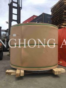 Alloy 1050 Aluminum Coil Temper Free Hot Rolled Edge Trimmed Italy pictures & photos