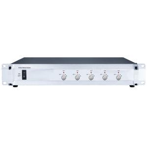 Public Address Amplifier 5 Channels Volume Control Device Se-5013 pictures & photos