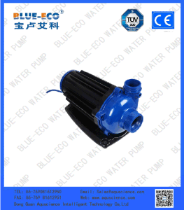 Blue-Eco Long-Life Work Fountain Pump 15m Water Head