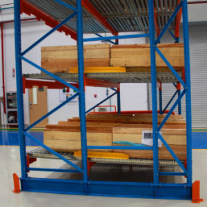 China Manufacturer Pallet Fifo Rack pictures & photos
