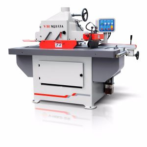 Single/Multi Rip Saw Ripsaw Machine/Woodworking Machine (VH-MJ153) pictures & photos