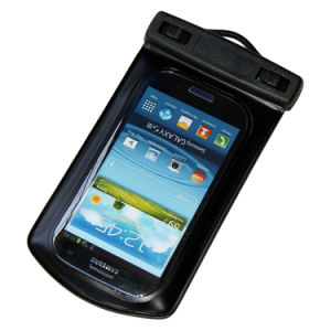 PVC Cellphone Bag waterproof Travelling Water Proof Pouch pictures & photos