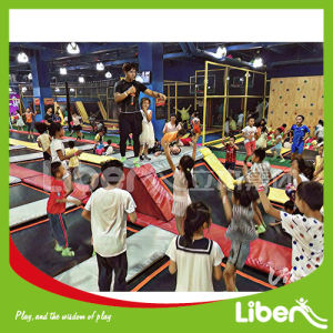 Nanning Wanda Mall Hot Trampoline Park pictures & photos