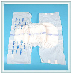 Hot Sale Super Absorption Disposable Adult Diaper pictures & photos