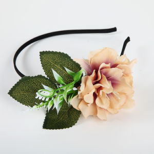 Hot Sale Hairband Flowers for Party Supplies pictures & photos