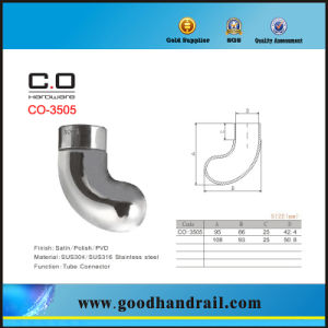 Stainless Steel Tube Connector for Railings pictures & photos