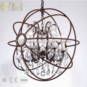 Modern Design Metal Art Pendant Light pictures & photos