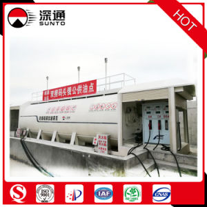 Sunto 20 Foot Container Explosion-Proof Mobile Fuel Station pictures & photos