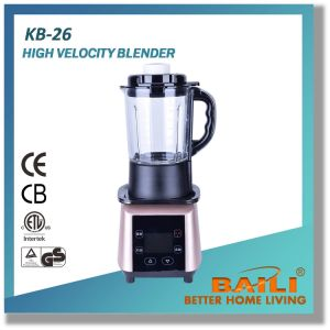 Professional High Velocity Blender with Touch Panel pictures & photos