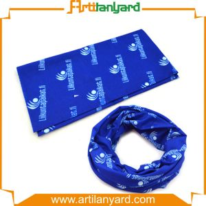 Custom Multifunctional Polyester Bandana with Logo pictures & photos