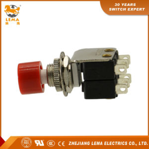 Lema Kw12-D628 5A Bracket Solder Terminal Mini Micro Switch pictures & photos