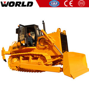 Popular Brand New 220HP Crawler Bulldozer with Cummins Engine (WD220Y) pictures & photos