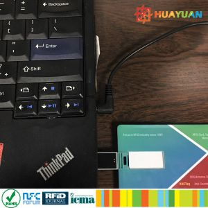 HF MIFARE Classic 1K RFID USB Business Card Flash Drives pictures & photos