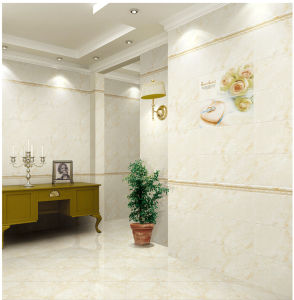 6D-Inkjet Glazed Interior Porcelain Wall Tile for Home Decoration (006) pictures & photos