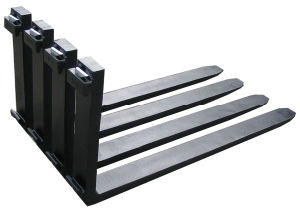 1.5 Ton Electric Forklift Forks for Sale pictures & photos