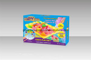 Cake Playset Sand Motion Sand Play Sand DIY Kids Toy Educational Toys