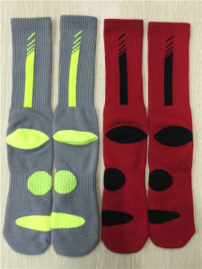 Terry Cotton Sports Socks pictures & photos