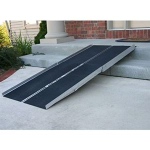 High Quality Auto Parts Aluminium Ladder Wheelchair Ramp pictures & photos