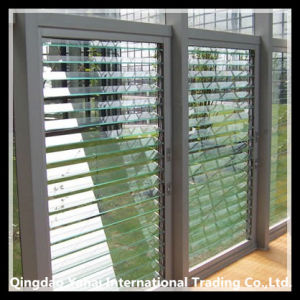 5mm Clear Float Louver Glass pictures & photos