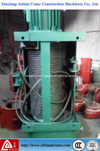 Square Size Electric Wire Rope Lifting Hoist pictures & photos